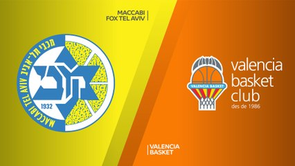 EuroLeague 2019-20 Highlights Regular Season Round 4 video: Maccabi 76-63 Valencia