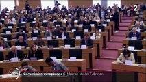 Commission européenne : Emmanuel Macron choisit l'ancien ministre Thierry Breton