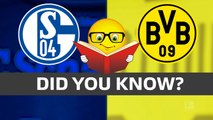 Bundesliga: 3 facts you didn't know about the Revierderby