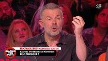 """Eric Naulleau : """"Eric Zemmour est un ami avec lequel j'ai des désaccords de plus en plus fréquents"""""""