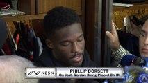 Phillip Dorsett On Josh Gordon, Mohamed Sanu And The Patriots Offense