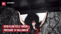 Heidi Klum's Halloween Party Is On The Calendar