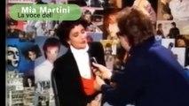 Mia Martini intervistata da Red Ronnie nel suo programma Be bop a lula dopo il suo rientro nello star system nel 1989.