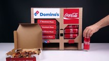 10 Amazing Things You Can Do at Home from Cardboard  Coca cola