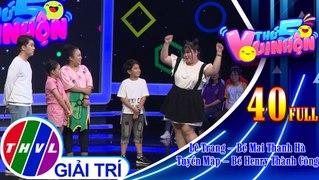 Thứ 5 vui nhộn Tập 40 Diễn viên Lê Trang