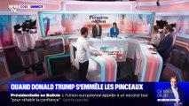 Quand Donald Trump s'emmêle les pinceaux - 25/10