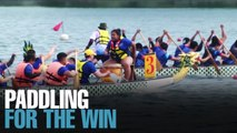 Putrajaya Oxygenation Boat Race 2019