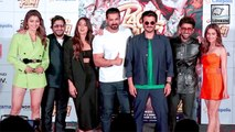 Funniest Press Conference: Pagalpanti Song launch, Anil, Urvashi, John, Anees Bazmee