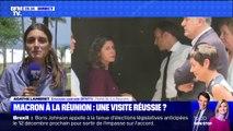 Quel est le programme d'Emmanuel Macron ce vendredi à La Réunion, après les tensions d'hier soir ?