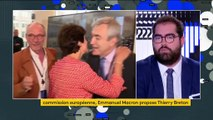 Commission européenne : la candidature de Thierry Breton fait débat