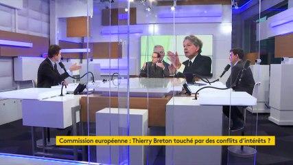 Gilles Le Gendre - Franceinfo vendredi 25 octobre 2019