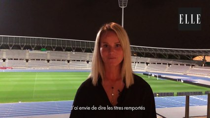 Amandine Henry : « Avec le sport, on peut défendre la cause de la femme »