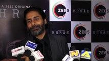 Screening Of Zee5's Web Series 'Bhram' With Kalki Koechlin, Sanjay Suri & Others