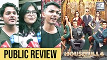 Public Reaction Of Housefull 4 | First Day First Show Review | Akshay Kumar