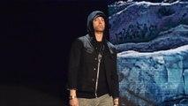 Secret Service agents quizzed Eminem about anti-Trump lyrics