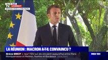 """Emmanuel Macron affirme que """"l'agriculture réunionnaise est un modèle de réussite pour les Outre-Mer"""""""
