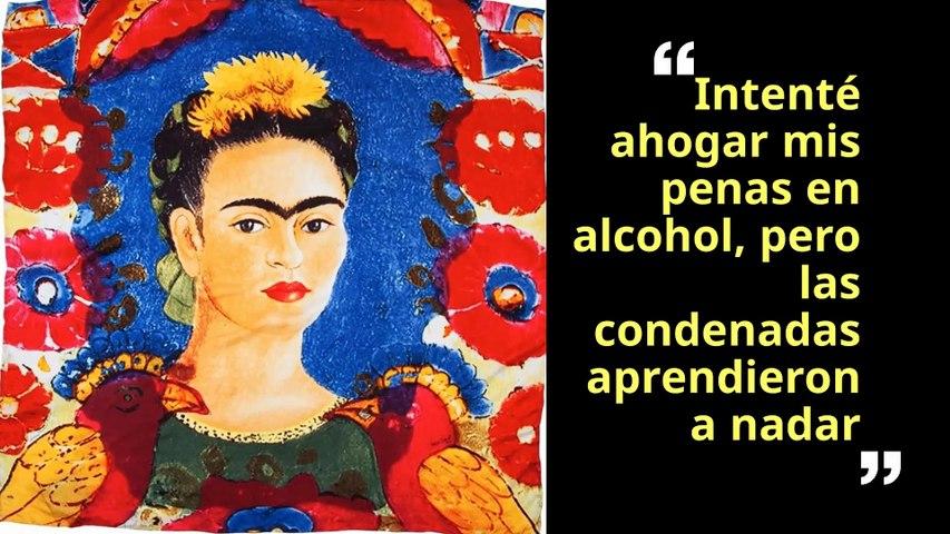 12 Frases Célebres De Frida Kahlo