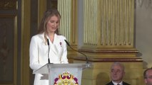 """La princesse Elisabeth: """"Le pays peut compter sur mon engagement"""""""