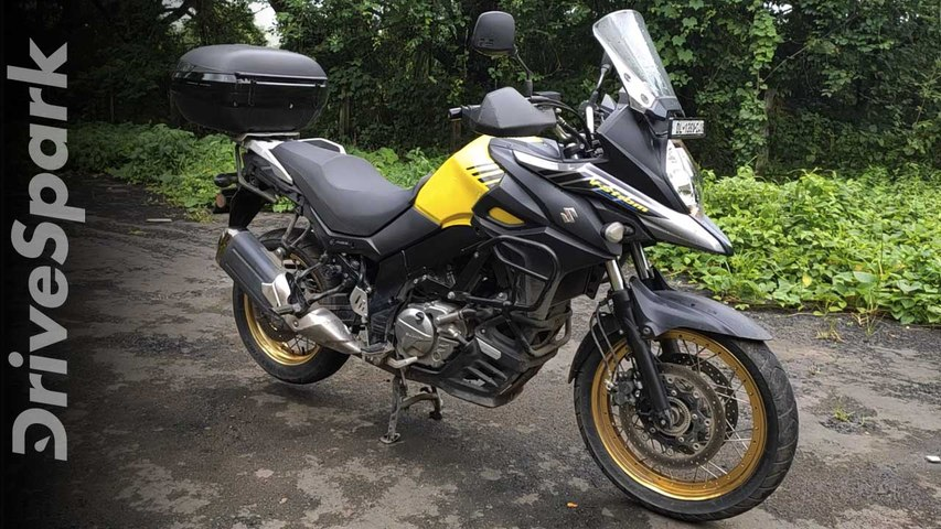 സുസുക്കി വി-സ്ട്രാം 650 XT