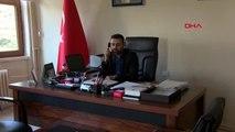 Tunceli-belediye santralini makamına yönlendiren başkanın makam aracı bisiklet