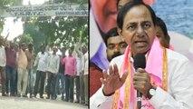 TSRTC Samme : భూగోళం ఉన్నంత వరకి RTC ప్రభుత్వంలో కలవదన్న KCR || Oneindia Telugu