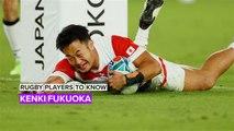 Get to know Japan's lightning fast player Kenki Fukuoka