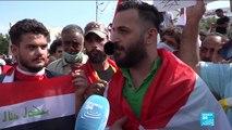 Contestation en Irak : deux manifestants tués à Bagdad