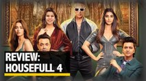 Housefull 4 Review