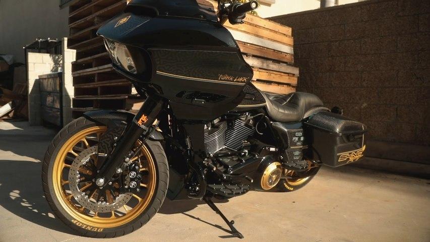 Roland Sands Custom Harley-Davidson Road Glide Performance Bagger