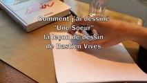 """Bastien Vivès : Comment j'ai dessiné """"Une Soeur"""" - La leçon de dessin - Best of"""