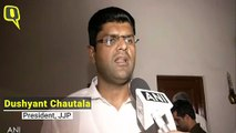 Talks Ongoing with Both Cong and BJP: JJP Chief Dushyant Chautala