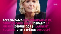 Laurent Ruquier attaqué en justice par Marine Le Pen : l'animateur disculpé