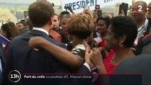 Port du voile : Emmanuel Macron rappelle les principes de la laïcité