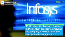 US Fraud examiner says forensic algorithms show no evidence of financial wrongdoing at Infosys