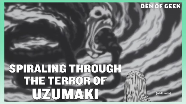 Spiraling Through The Terror of Junji Ito's Uzumaki