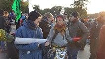 Au cœur de l'action climatique d'Extinction Rébellion à Berlin