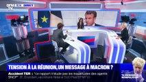 Tensions à la Réunion: un message à Emmanuel Macron - 25/10