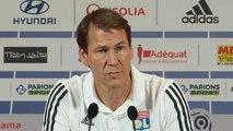 Ligue 1: Lyon - Le lapsus de Rudi Garcia avec l'OM