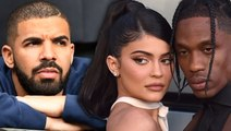 Travis Scott Reacts To Kylie Jenner & Drake Dating Rumors Amid Breakup