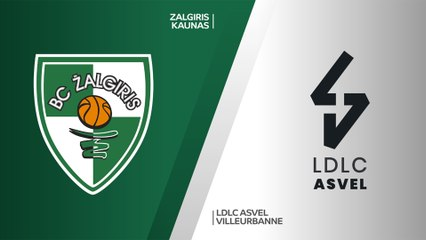 EuroLeague 2019-20 Highlights Regular Season Round 4 video: Zalgiris 70-56 ASVEL