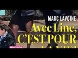 Marc Lavoine montre les crocs, désagréable critique contre sa fiancée