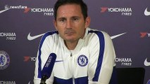 Frank Lampard is NOT scared of Burnley