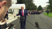 2019 OCT 26 Trump Press Gaggle; DND, USMCA, Ukraine, Giuliani, Biden Inc, China, Afghanistan, Syria, AG Barr