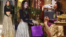 Malaika Arora buys jewellery on the occasion of Dhanteras; Watch video   FilmiBeat