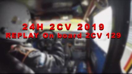 24H2CV 2019 - Live Onboard 2CV 129 (2)