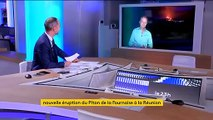La Réunion : le Piton de la Fournaise de nouveau en éruption