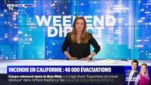 Incendie en Californie: 40 000 évacuations - 25/10