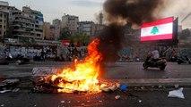 Libanon: összecsapások törtek ki a tüntetésen