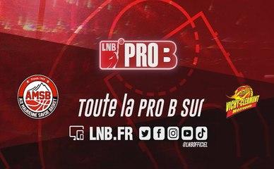 Matchs Officiels 19-20 - Pro B: Aix-Maurienne vs Vichy-Clermont (J3)