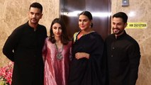 Neha Dhupia & Soha Ali Khan celebrates Diwali together; Watch Video |FilmiBeat